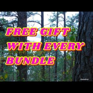 EVERY BUNDLE PURCHASE GETS A GIFT